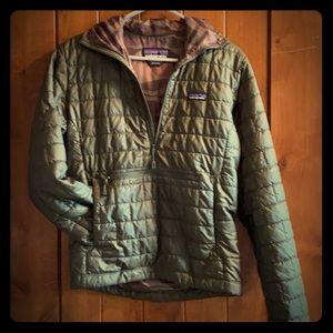 Nano Puff Bivy Pullover Jacket
